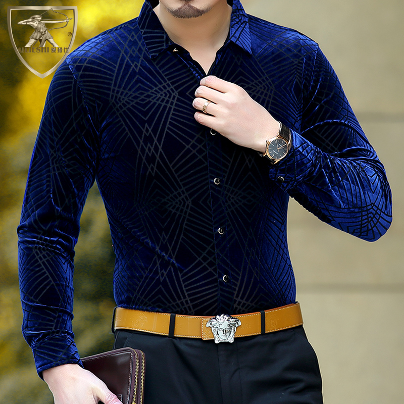 Popular Men Silk Shirts-Buy Cheap Men Silk Shirts lots from China ...