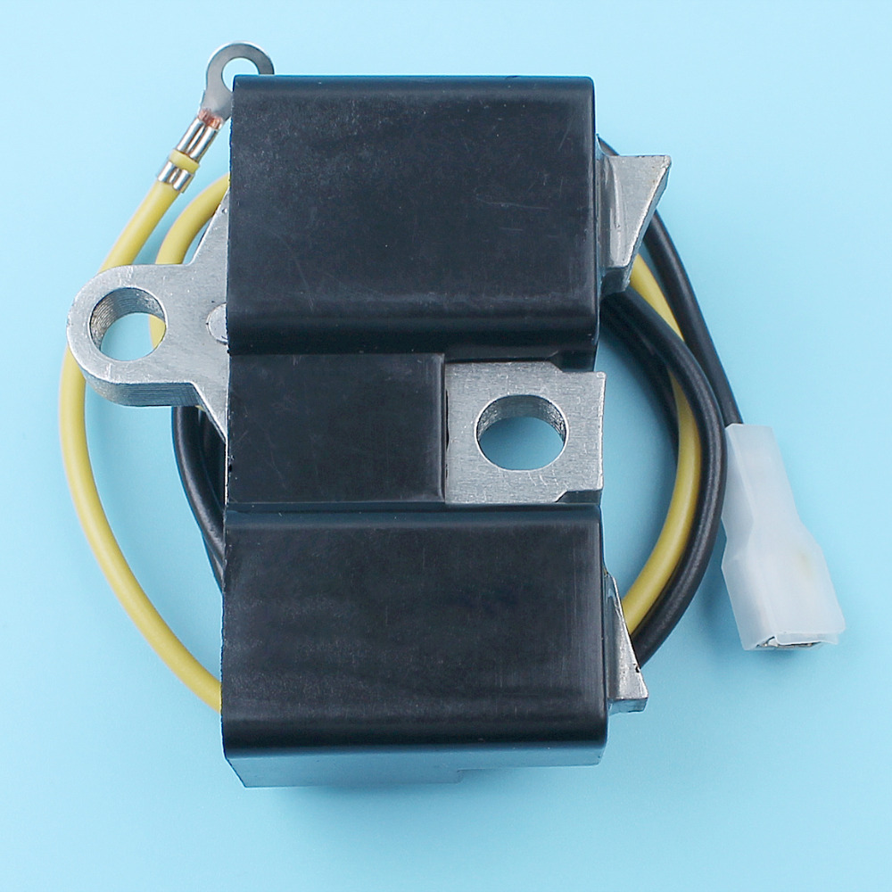 Ignition Coil / Module For Husqvarna 61 66 162 266 Chainsaw (OLD STYLE) #586725501,501516102 501546201 501517201 501516101