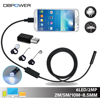 DBPOWER USB 2MP Mobile Endoscope Android 8 5MM Lens 2 5 10M Snake Camera Waterproof Inspection