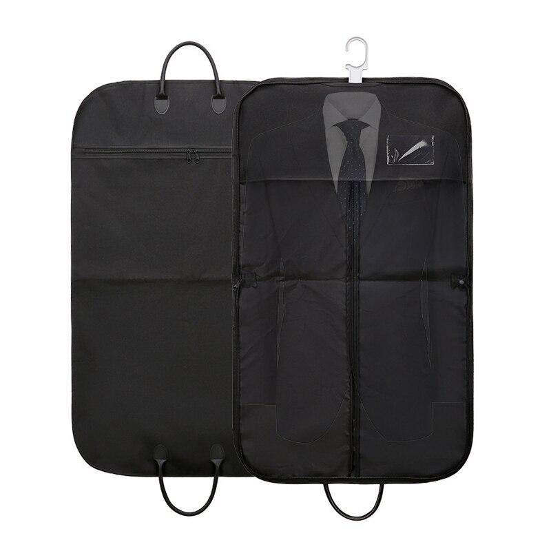 Men Suit Blazer Covers Storage Bags Travel Garment Dustproof Hanging Organizer Portable Household Merchandises Accessories Item