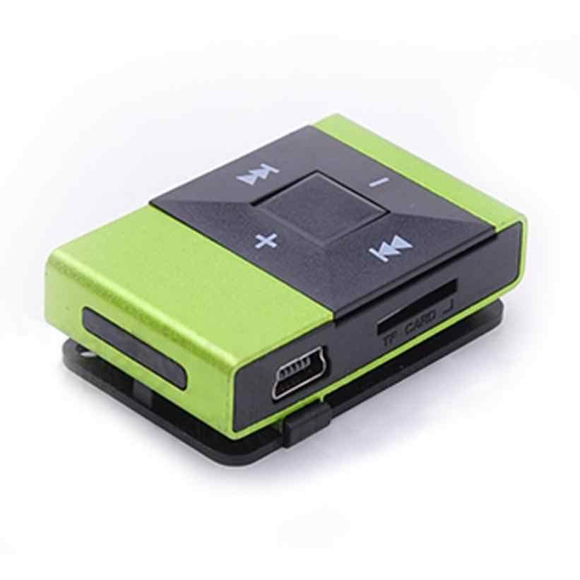 HIPERDEAL Mini USB Clip Digital Mp3 reproductor de música soporte 8GB SD TF tarjeta envío 1J24