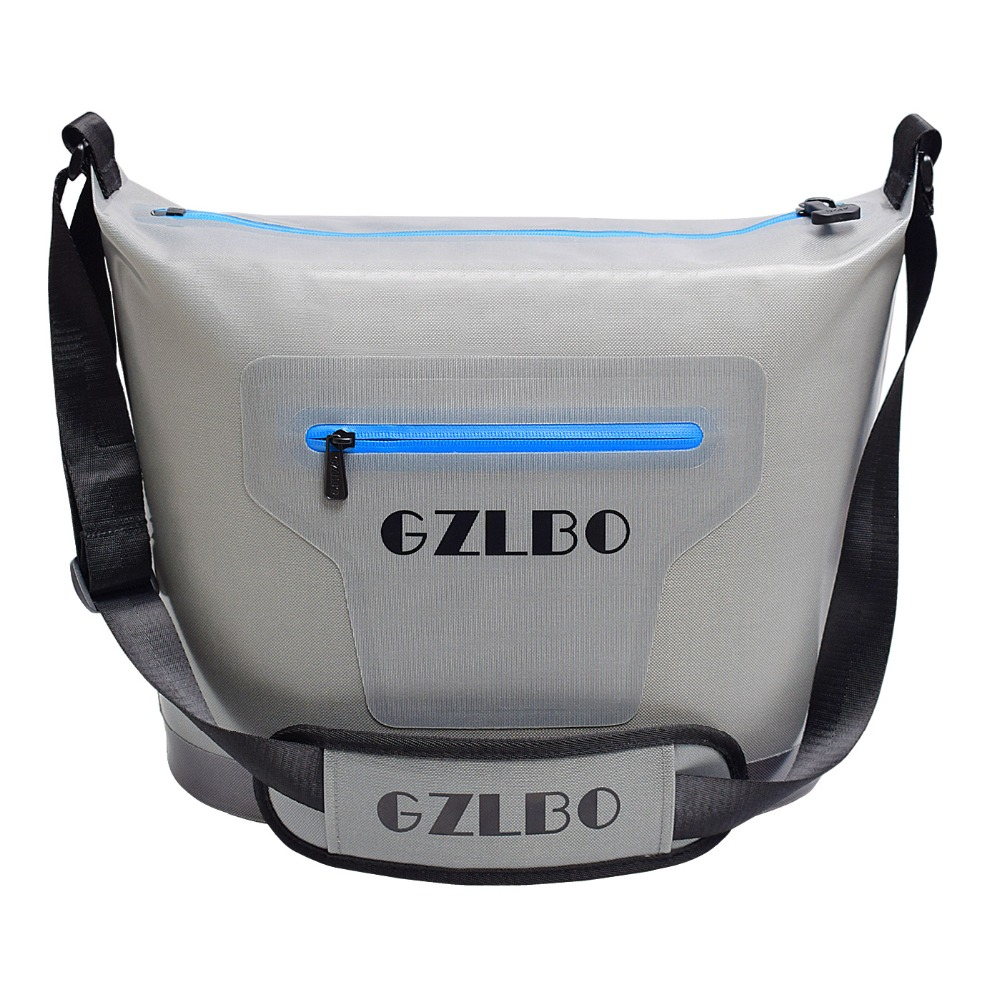 GZLBO ice bag 18cans TPU Material food canned package, beer ice bag Cooler Bag Insulation Large Meal Package Lunch soft electric lunch box double layer stainless steel liner cooking lunch boxes multifunction plug in lunch box steamed rice steamer