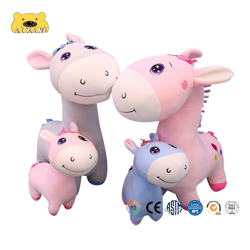 1Pcs Baby Plush Toy Stuffed Plush Toys for Children Lovely Cartoon Buttercup Plush Doll Toy Soft Kid Girl Present Birthday Gifts in Stuffed Plush Animals from Toys Hobbies