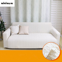 Winter Sofa cover 3D knitting Elasticity Sofa cover Full coverage Bed style Modern sofa sets all inclusive Sofa towel