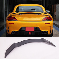 R W Style Carbon fiber Trunks Spoiler Fit For BMW E89 Z4