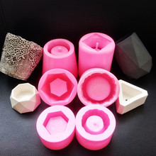 Handmade Silicone Mould for Succulent Plants Small Craft Flower Planter Concrete Cement