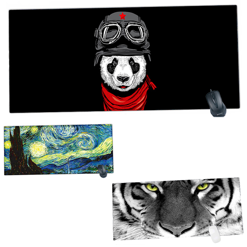 Brand New Viviration Rubber Mousemat Pad Fashion Newest Gaming Mouse Pad Mat Anti-slip Computer Notebook Mousepad