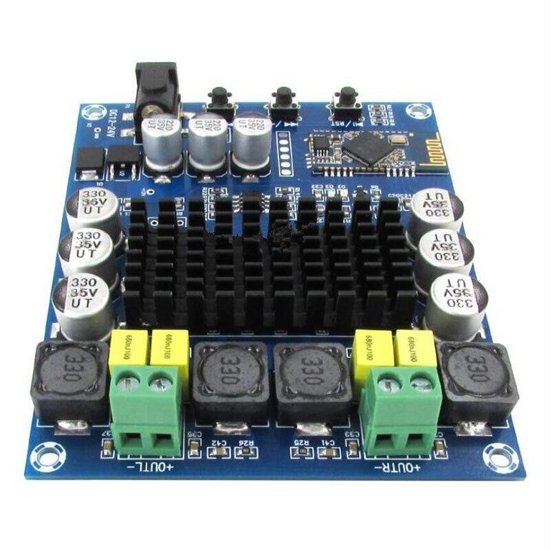 все цены на TPA3116D2 120W+120W Wireless Bluetooth 4.0 Audio Receiver Digital Amplifier Board онлайн