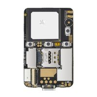 ZX808 PCBA GPS Tracker GSM GPS Wifi LBS Locator SOS Alarm Web APP Tracking TF Card Dual System