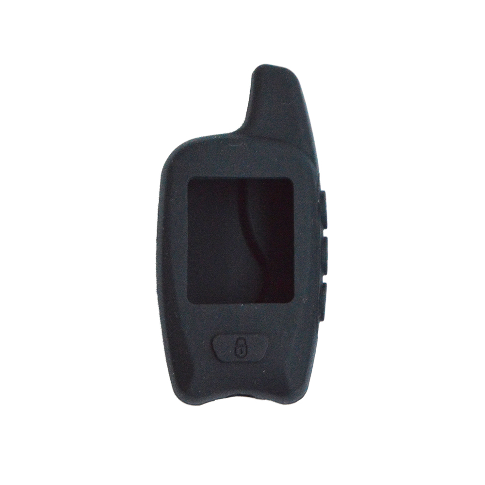 SPY 2-WAY Motorcycle Security Alarm System Remote Controller Silicone Case 1pcSPY 2-WAY Motorcycle Security Alarm System Remote Controller Silicone Case 1pc