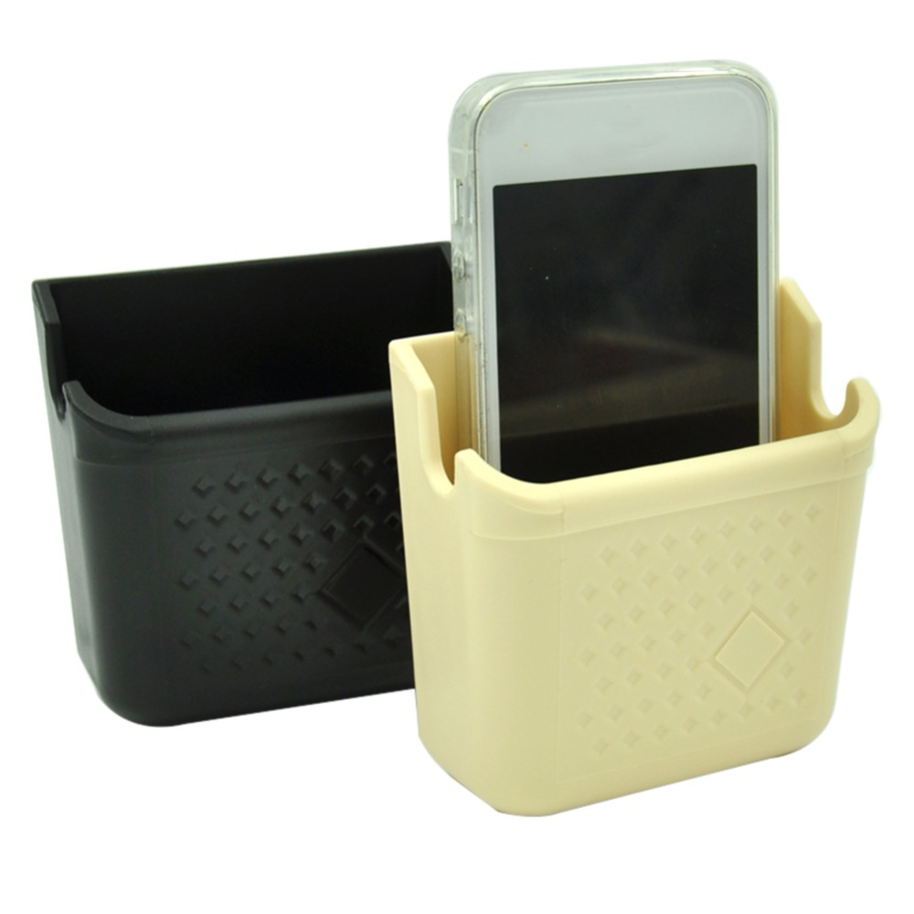 Box Holder Multifunction Portable Auto Orgnizer Storage Bag For Cell Phone Holder Container Stowing Tidying 8868