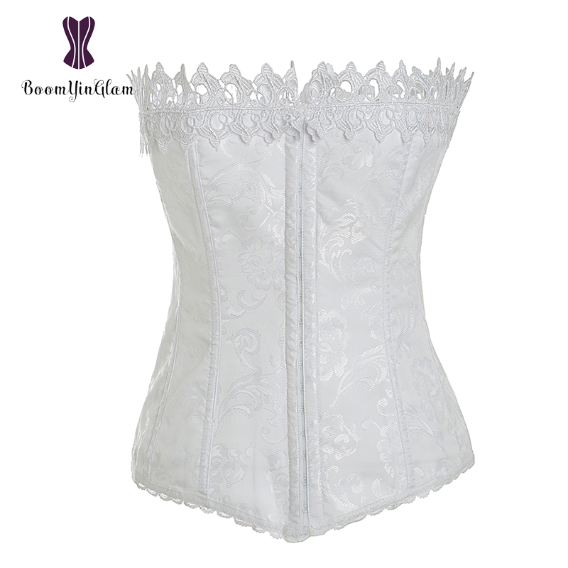 Free shipping high quality women waist slimming body shaperwear bridal corsets bustiers with suspenders for wedding 895#