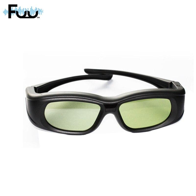 Gonbes G05 BT 3D Active Shutter Glasses For Sharp LG Acer BenQ DLP LINK DLP Link