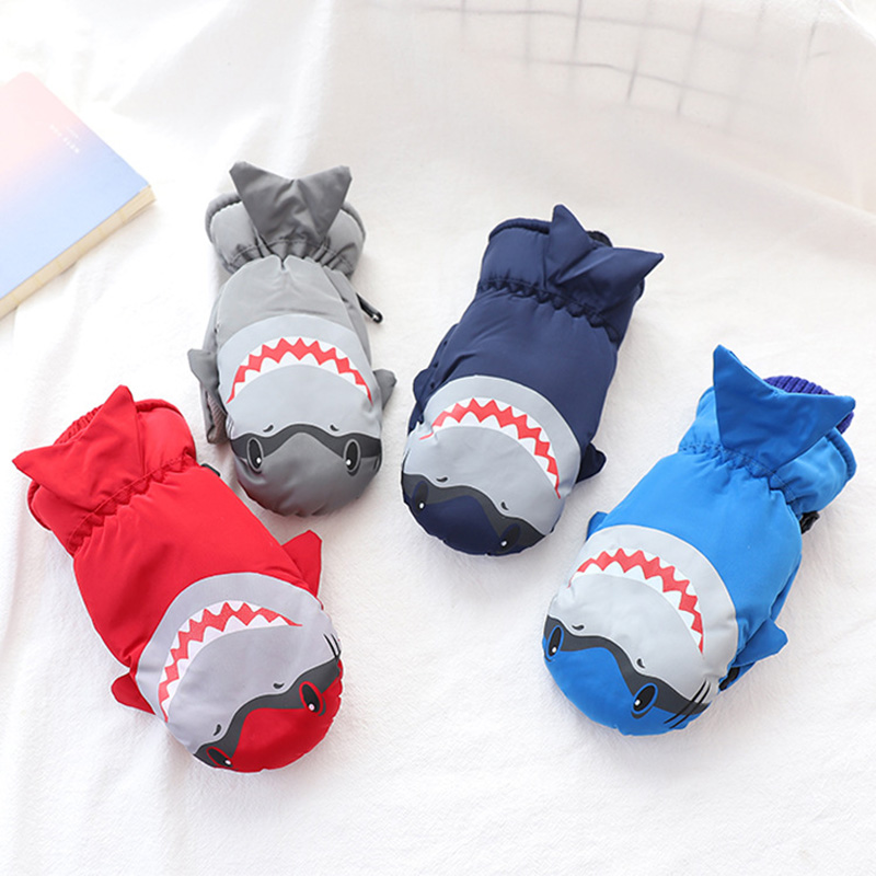 Delicious Infant Winter Waterproof Warm Mittens Boy Girl Kids Children Outdoor Ski Gloves To Be Distributed All Over The World Back To Search Resultsapparel Accessories