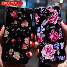 BROEYOUE Case For Samsung J5 2017 J3 J7 2016 A7 A5 A3 J2 Prime S7 Edge S8 Plus iPhone X 5S 6S 7 8