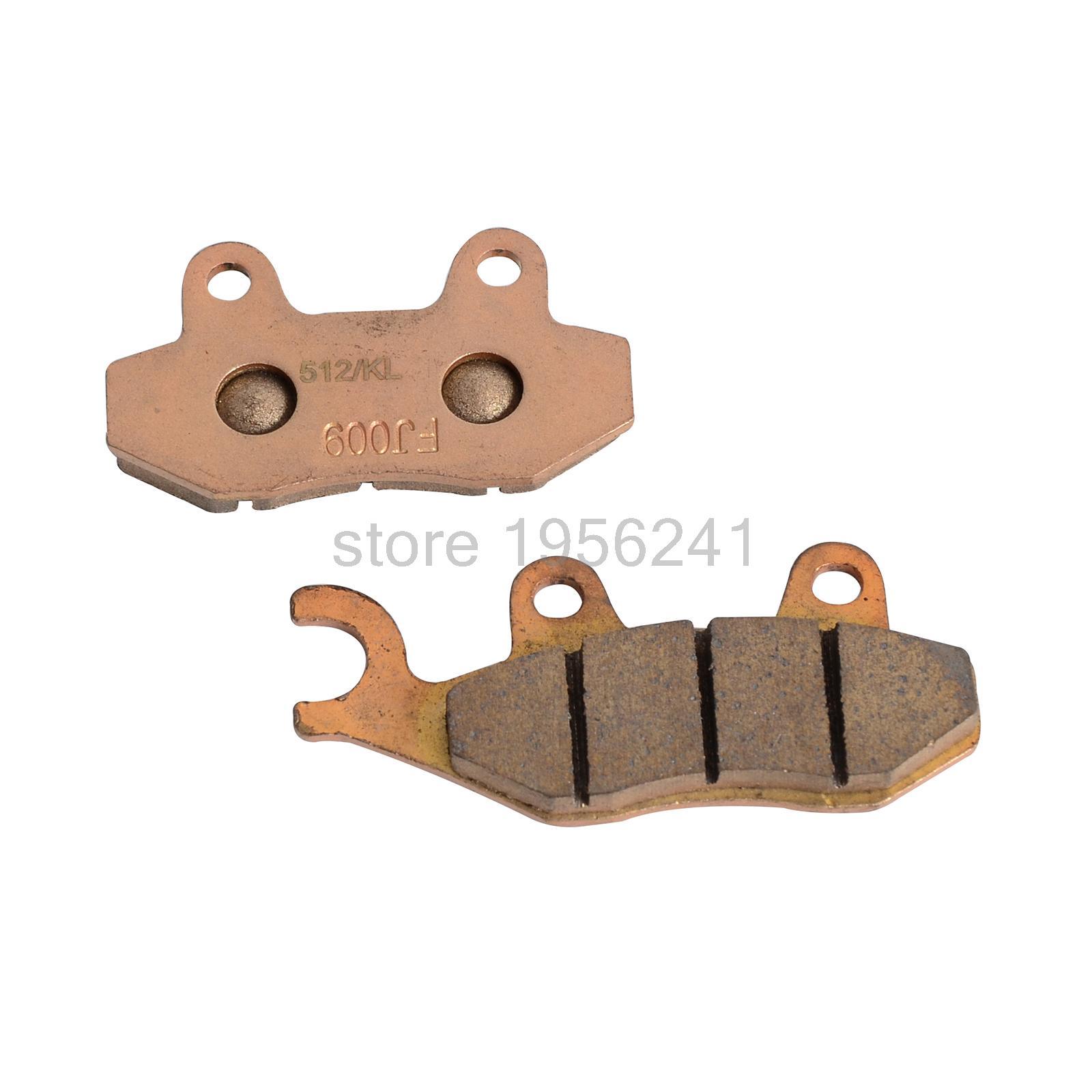 все цены на Motorcycle Left Rear Brake Pads For Aall Hisun UTV400 UTV500 UTV550 UTV700 UTV800 NEW онлайн