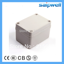 Saipwell Most popular ABS waterproof switch box IP66 junction box 80*110*70 DS-AG-0811