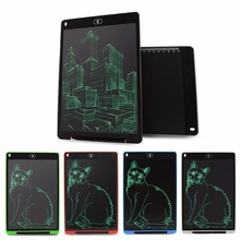 NEW 12 Inch LCD Writing Tablet Digital Drawing Tablet Handwriting Pads Portable Electronic