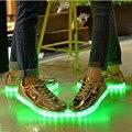 2 Pcs 60cm USB Lade Batterie Powered RGB 24 LED Streifen Licht Schuhe Kleidung Party DC112 LED-Streifen    -