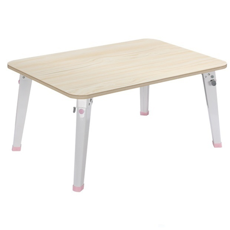 Le notebook comter desk bed dormitory artifact folding lazy simple fashion student small table FREE SHIPPING 250309 folding mobile small desk home bed with simple desk paint steel pipe humanized design lazy bedside laptop desk