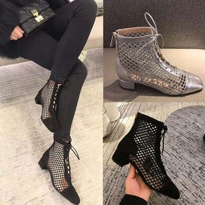 Fashion Womens Ankle Boots Mes