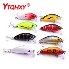 Hot Selling Mini Crank Fishing Wobbler Lure Iscas Artificiais 5cm 3.5 Pesca Japan lure Crankbaits Fishing Tackle WQ204