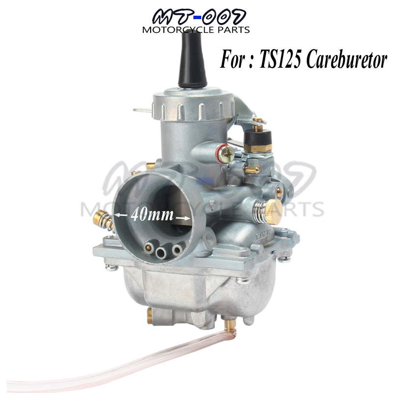 New Carb Carburetor vergaser for SUZUKI TS125 TS125N TC125 TS100 CARBURETOR New Carb Carburetor vergaser for SUZUKI TS125 TS125N TC125 TS100 CARBURETOR