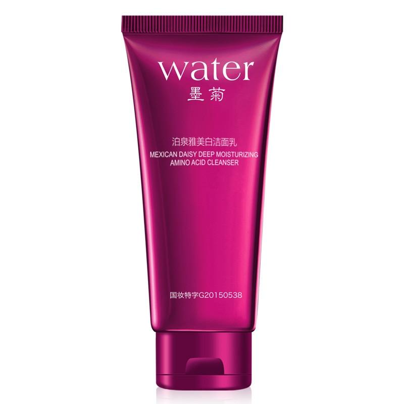 ԲիոԱկա սպիտակեցնող դեմքի մաքրող միջոց Դեմքի խնամքի միջոցներ թթվային մաքրող միջոց, յուղեր մաքրող միջոց, պզուկոտ բծեր մաքրող միջոց