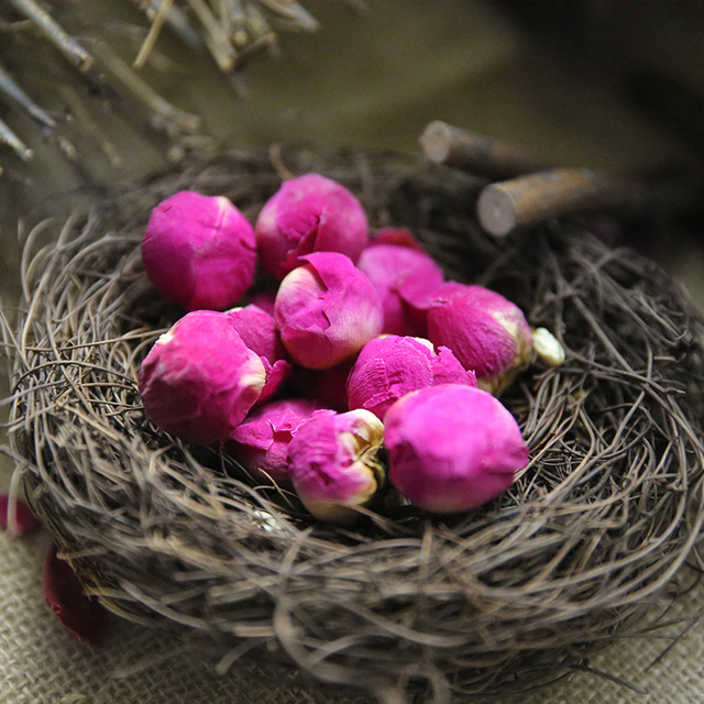 Natural Dried Peony Flower Tea