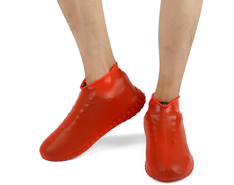 HTB1g6KUbwFY.1VjSZFnq6AFHXXag - Anti-slip Reusable Silicon Gel Waterproof Rain Shoes Covers