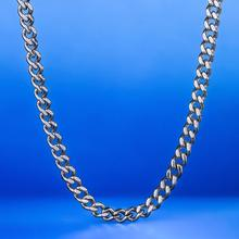 Cuban Miami Link Cuban Necklace White Gold Chain Stainless Steel Cuban 12mm Hip Hop Necklace for Men Women Hip-Hop Link wade mary hazelton blanchard our little cuban cousin