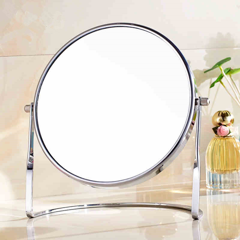 7 inch fashion high definition desktop makeup mirror 2