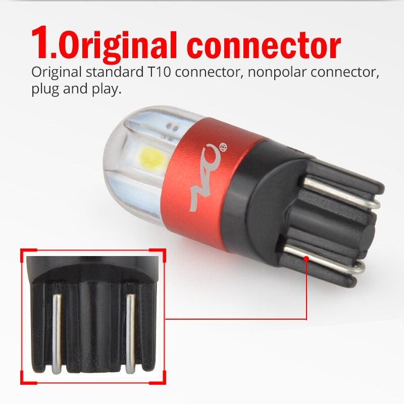 LED T10 W5W bulb (6)