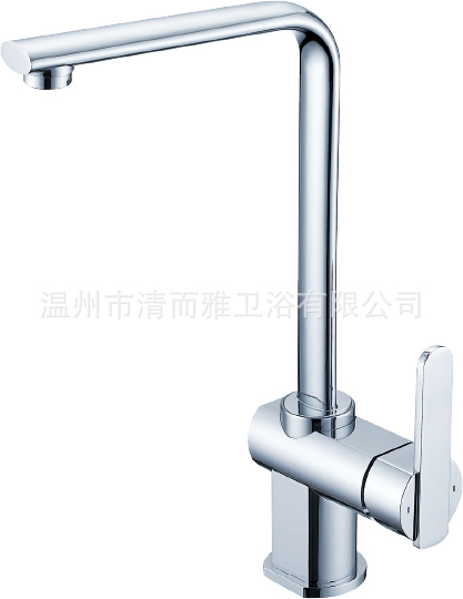 Supply of high-quality all-copper hot and cold taps KITCHEN QEY - 1601 models aggravated Quartet faucet