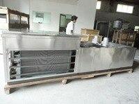 12 금형 대용량 상업 자동 얼음 아이스 캔디 기계