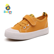Children canvas shoes girls shoes boys breathable 2017 new autumn spring fashion kids shoes toddler casual shoes