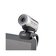 Оригинальная сетевая HD камера с бесплатным приводом с микрофоном 1080 P ночного видения настольный компьютер общий видео компьютер HD камера