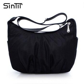 SINTIR Waterproof Nylon Women Messenger Bags Casual Clutch Carteira Vintage Ladies Handbag Female Crossbody Shoulder Bags Bolsa grande bolsas femininas de couro