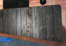 JARKU Wooden Floor mouse pads 900x400x2mm gaming mousepad gamer mouse mat game