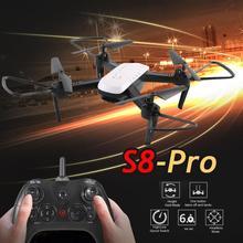 Original UAV Drone Quadcopter Aircraft One Key Return Headless Mode Emergency Stop 18min Battery Life 1200mAH Lithium Battery