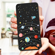 ASINA Silicone Case For Huawei Honor 8X Cute Cartoon Cover Matte 3D Relief Coque Capa Max Bumpers
