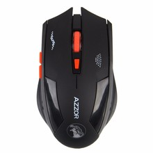 Computer font b Accessories b font 2 4GHz 2400 DPI Rechargeable 6 Buttons Optical Pro Gaming
