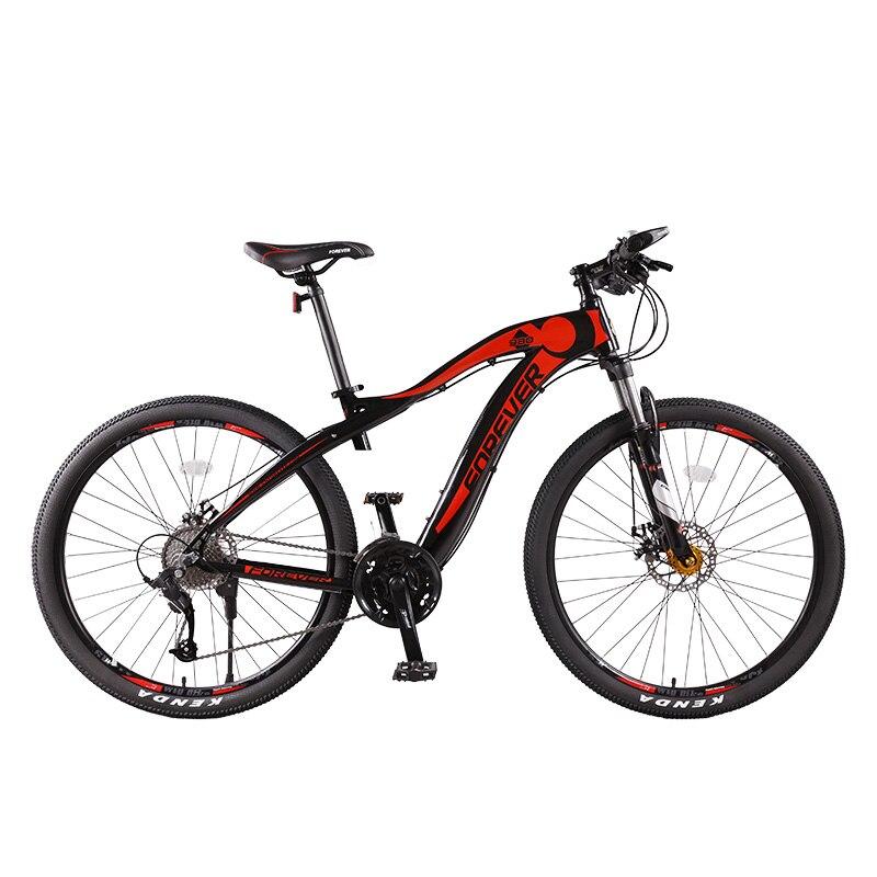 Mountain Bike  Double Shock Absorption Double Disc Brake Aluminum Alloy  27.5 Inches