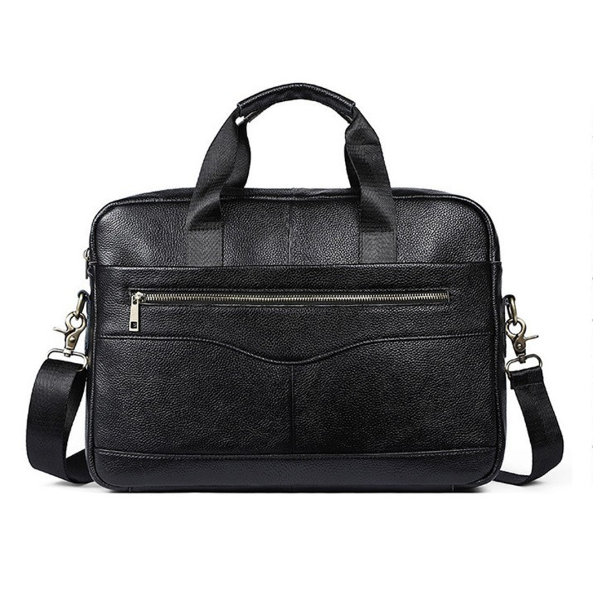 Oyixinger Male Handbags Men's Business Bags Genuine Leather Men Hand Bags New Man Briefcase Laptop Handbag Messenger Work Bag mva genuine leather men bags new man briefcase laptop handbag messenger bag men s business bags male crossbody handbags