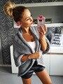 Форме крыла летучей мыши трикотажные Плечами свитер Женщины Осень Зима Мода Трикотажные Теплый Перемычка Свитер Негабаритных Шаль Кардиган Повседневная Свитера