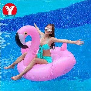 flamingo pool float (5)