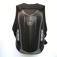 MOTO GP Motorcycle Backpack Motorbike Helmet Bag Carbon Fiber Motor Tool Tank Bags Luggage Waterproof Top Case Travel Rain Cover
