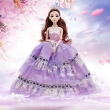 Baby Doll Toys Talking Speak Story Singing Sound Fashion Baby Dolls for Princess Children Birthday Gift princess dolls for girls