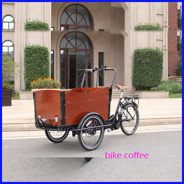 Multi Function Factory Price Mobile Coffee Kiosk French Fries Food Cart Vending Bike On Sale