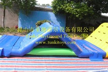 Inflatable Slide Water Park Swimming Pool Kids Gift Bounce Castle